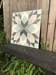 How To Paint A Barn Quilt This Is A 2x2 Foot Barn Quilt Hand Painted With Outdoor Paint And