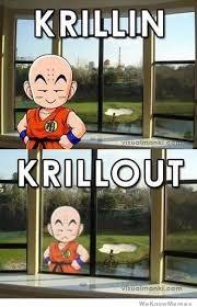 Krillin Meme - krillin krillout weknowmemes