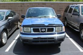 1999 Nissan Frontier Interior Used Nissan Frontier Under 3 000 For Sale Used Cars On