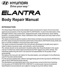 2006 hyundai elantra repair manual hyundai elantra service manual zofti free downloads