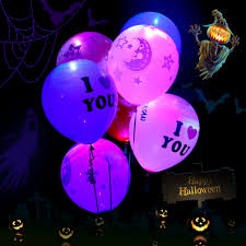 halloween baloons collection glow in the dark halloween balloons pictures 50 best