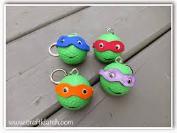 craft klatch diy mutant turtles backpack charms