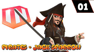 disney infinity pirates playset jack sparrow part 1 youtube