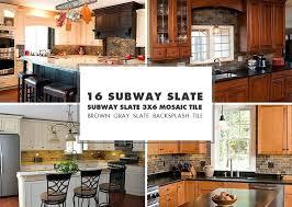white cabinets kitchen ideas kitchen ideas com backslash for kitchen brown gray subway slate tile