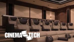 Home Theater Design Los Angeles Cinematech Opens New Los Angeles Home Theater Showroom