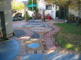 Rock Backyard Landscaping Ideas Triyae Com U003d Pictures Of Backyard Rock Gardens Various Design