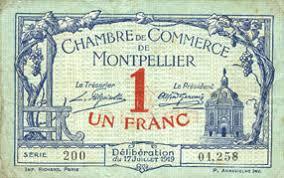 chambre du commerce montpellier billets de necessite francais montpellier 34 chambre de commerce