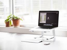 Desk Accessories Uk by Griffin Elevator Desktop Stand For Laptops U0026 Macbooks Amazon Co
