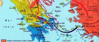 prima guerra persiana le guerre persiane esercizi e riassunti