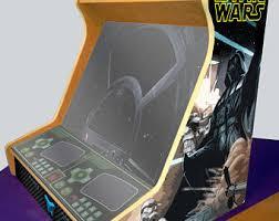 Tabletop Arcade Cabinet Bartop Arcade Etsy