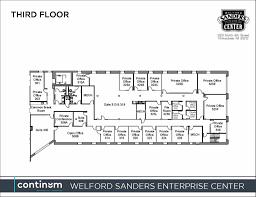 Historic Floor Plans Offices U2013 Welford Sanders Historic Lofts