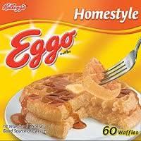 Eggo Toaster Waffles Kellogg U0027s Eggo Chocolatey Chip Waffles 60 Ct Sam U0027s Club