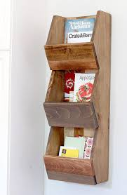 wooden pencil holder plans 12 free shelf plans to spruce up your home