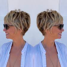 short sassy hair cuts for women over 50 with thinning hairnatural 90 classy and simple short hairstyles for women over 50 short