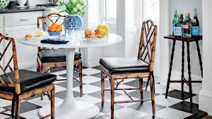 Dining Room Furniture For Small Spaces 50 Best Small Space Decorating Tricks We Learned In 2016