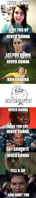 Rick Roll Memes - memebase rickroll all your memes in our base funny memes