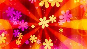 flower background loop animation motion background videoblocks