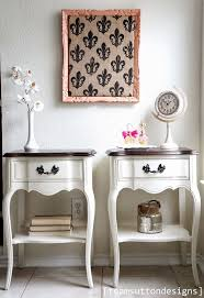 How To Paint Old Furniture by How To Paint Your Old French Provincial Furniture And Style