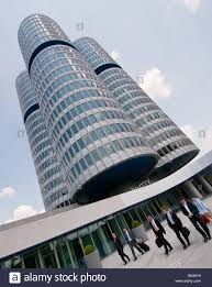 siege social bmw bmw towers photos bmw towers images alamy