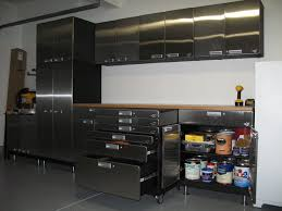 steel garage with apartment after garage makeover design with metal garage storage cabinets