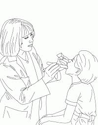 women doctor coloring pages preschool coloring pages kids crx