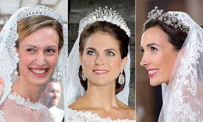 bridal tiaras princess brides the most breathtaking royal wedding tiaras