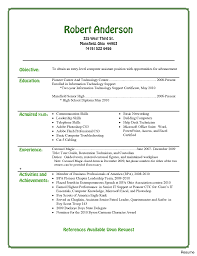 entry level resumes entry level resume objective exles and get inspired to make your