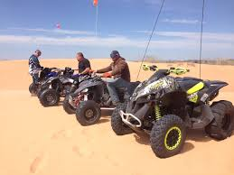 prepping for my first trip to the dunes can am atv forum