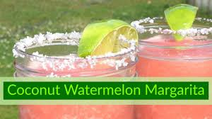 watermelon margarita coconut watermelon margarita julie d kohl