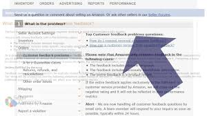 remove negative feedback amazon fba how to ask amazon to remove feedback youtube