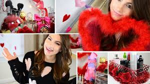 diy valentine u0027s day room decorating ideas youtube