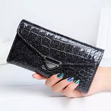 leather women s wallet pattern newhigh quality purse women s leather women crocodile pattern coin
