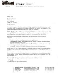 Charity Thank You Letter Sample gps community donation sponsorships gps central
