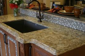 Black Kitchen Countertops by Countertop Best Kitchen Countertops Cork Countertops Quartz
