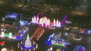 Phoenix Lights Festival Lights Of The World Returns For The Holidays In New Phoenix Loca