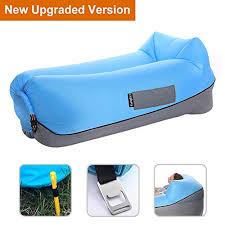 canap gonflable ext rieur canapé gonflable air sofa longue portable oreiller durable