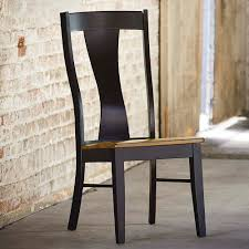 bench made side chair bassett home furnishings
