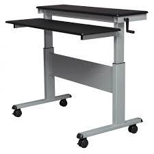 Adjustable Height Standing Desk by Best Standing Desk Stand Up Desk Sit Stand Desk Adjustable