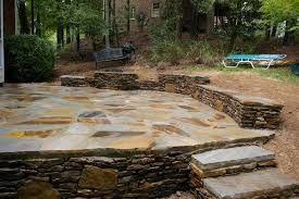 Rock Patio Design 26 Awesome Stone Patio Designs For Your Home Page 3 Of 5