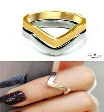 v shaped gold ring moho silver 34 best 3 images on kellin quinn band rings and creativity