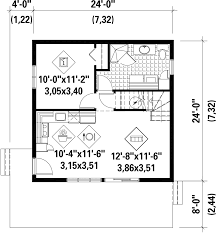 cabin style house plan 2 beds 1 00 baths 743 sq ft plan 25 4588 this cabin design floor plan is 743 sq ft and has 2 bedrooms and has bathrooms