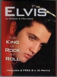 elvis book ebay