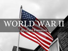 World War 2 Us Flag Causes Of Wwii By Caioforeman