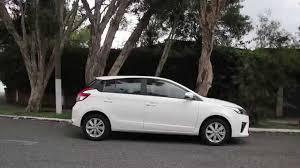 toyota hatchback toyota yaris hatchback test drive tsr agustín casse youtube