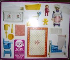 playmobil chambre bébé 8b special maison personnage équipement intérieur extérieur