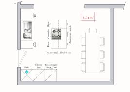 plan cuisine 12m2 conseils d architecte 4 plans de cuisine en îlot