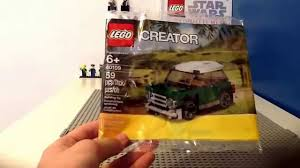 mini cooper polybag mini mini cooper polybag 40109 youtube