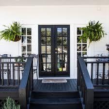 best 25 black deck ideas on pinterest contemporary outdoor