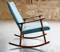 West Elm Ryder Rocking Chair Contemporain Chaise Et Fauteuil A Bascule Chaise Bascule Berceuse