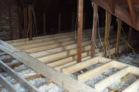 garage attic decking doherty house attic decking and how to